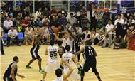 """""""文一杯""""中美职业篮球对抗赛"""